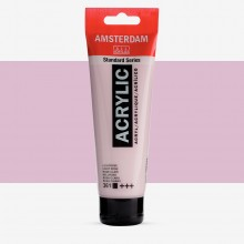 Royal Talens : Amsterdam Standard : Acrylic Paint : 120ml : Light Rose