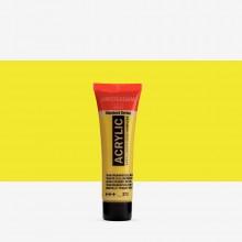 Royal Talens : Amsterdam Standard : Acrylic Paint : 20ml : Transparent Yellow Medium
