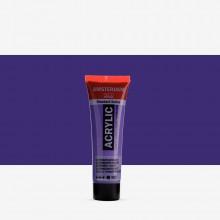 Talens : Amsterdam Standard : Acrylic Paint : 20ml : Ultramarine Violet