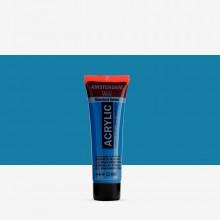 Royal Talens : Amsterdam Standard : Acrylic Paint : 20ml : Manganese Blue Phthalo