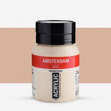 Royal Talens : Amsterdam Standard : Acrylic Paint : 500ml : Naples Yellow Red Light