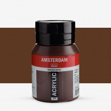 Talens : Amsterdam Standard : Acrylic Paint : 500ml : Burnt Umber
