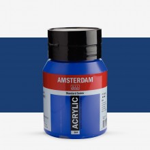 Talens : Amsterdam Standard : Acrylic Paint : 500ml : Ultramarine