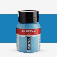 Royal Talens : Amsterdam Standard : Acrylic Paint : 500ml : Kings Blue