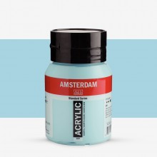 Royal Talens : Amsterdam Standard : Acrylic Paint : 500ml : Sky Blue Light
