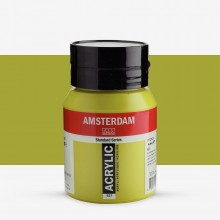 Talens : Amsterdam Standard : Acrylic Paint : 500ml : Olive Green Light