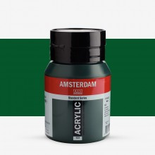 Royal Talens : Amsterdam Standard : Acrylic Paint : 500ml : Sap Green
