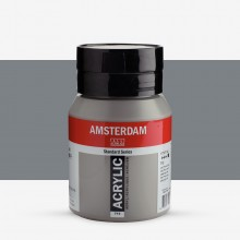 Royal Talens : Amsterdam Standard : Acrylic Paint : 500ml : Neutral Grey