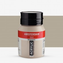 Royal Talens : Amsterdam Standard : Acrylic Paint : 500ml : Warm Grey