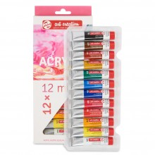 Royal Talens : Art Creation : Acrylic Paint : 12ml : Set of 12