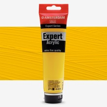 Royal Talens : Amsterdam Expert : Acrylic Paint : 150ml : S4 : Cadmium Yellow medium