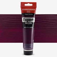 Royal Talens : Amsterdam Expert : Acrylic Paint : 150ml : S3 : Permanent Red violet