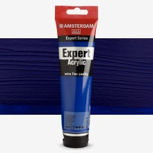 Royal Talens : Amsterdam Expert : Acrylic Paint : 150ml : S3 : Phthalo Blue