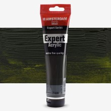Talens : Amsterdam Expert : Acrylic Paint : 150ml : S3 : Olive Green