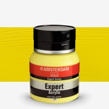 Talens : Amsterdam Expert : Acrylic Paint : 400ml : S4 : Cadmium Yellow Lemon