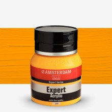 Royal Talens : Amsterdam Expert : Acrylic Paint : 400ml : S4 : Cadmium Yellow Deep