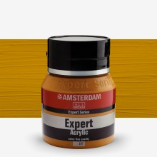 Royal Talens : Amsterdam Expert : Acrylic Paint : 400ml : S2 : Yellow Ochre
