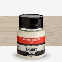 Royal Talens : Amsterdam Expert : Acrylic Paint : 400ml : S2 : Titanium Buff Deep