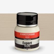 Talens : Amsterdam Expert : Acrylic Paint : 400ml : S2 : Titanium Buff Deep