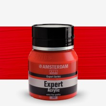 Royal Talens : Amsterdam Expert : Acrylic Paint : 400ml : S3 : Pyrrole Red