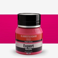 Talens : Amsterdam Expert 400ml S2 Quinacridone Rose Deep Opaque
