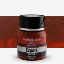 Talens : Amsterdam Expert : Acrylic Paint : 400ml : S2 : Burnt Sienna