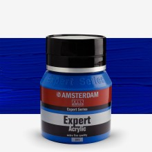 Royal Talens : Amsterdam Expert : Acrylic Paint : 400ml : S4 : Cobalt Blue