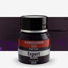 Royal Talens : Amsterdam Expert : Acrylic Paint : 400ml : S3 : Permanent Blue Violet
