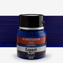 Talens : Amsterdam Expert : Acrylic Paint : 400ml : S3 : Phthalo Blue