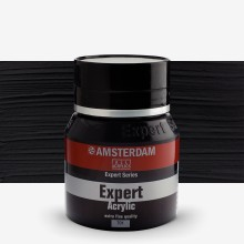 Royal Talens : Amsterdam Expert : Acrylic Paint : 400ml : S1 : Ivory Black