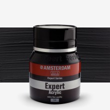 Royal Talens : Amsterdam Expert : Acrylic Paint : 400ml : S1 : Oxide Black