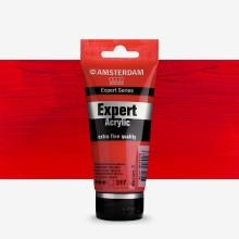 Talens : Amsterdam Expert Acrylic 75ml series 3 Transparent Red Medium