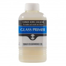 Turner : Acrylic Gouache : Glass Primer : 160ml