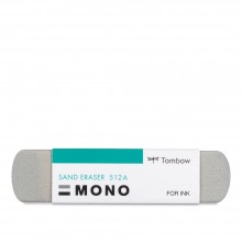 Tombow : Mono : Sand Eraser 512A : For Ink