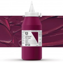 Vallejo : Studio Acrylic Paint : 1000ml : Magenta