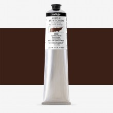 Vallejo : Artist Acrylic Paint : 200ml Tube : Burnt Umber