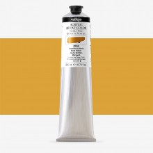 Vallejo : Artist Acrylic Paint : 200ml Tube : Mars Yellow