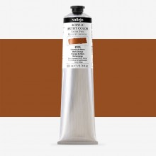 Vallejo : Artist Acrylic Paint : 200ml Tube : Mars Yellow Deep