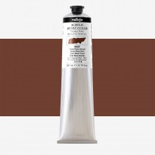 Vallejo : Artist Acrylic Paint : 200ml Tube : Burnt Rose Dark