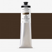 Vallejo : Artist Acrylic Paint : 200ml Tube : Raw Umber