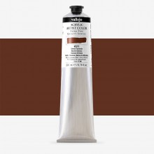 Vallejo : Artist Acrylic Paint : 200ml Tube : Burnt Sienna