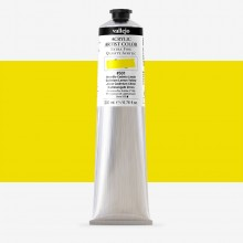 Vallejo : Artist Acrylic Paint : 200ml Tube : Cadmium Lemon Yellow
