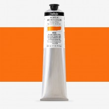 Vallejo : Artist Acrylic Paint : 200ml Tube : Cadmium Orange Light