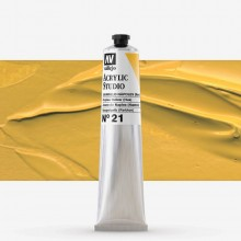 Vallejo : Studio Acrylic Paint : 58ml : Naples Yellow (Hue)