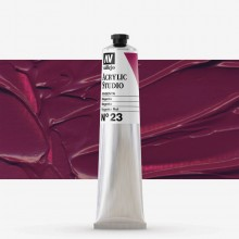 Vallejo : Studio Acrylic Paint : 58ml : Magenta.