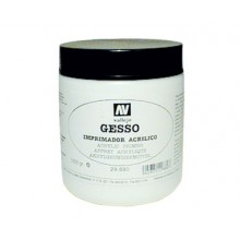 Vallejo : Acrylic Gesso : 5000ml : Ship By Road Only