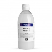 Vallejo : Pouring Medium : 500ml