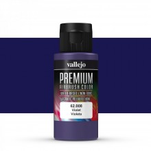 Vallejo : Premium Airbrush Paint : 60ml : Violet