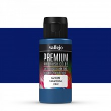 Vallejo : Premium Airbrush Paint : 60ml : Cobalt Blue