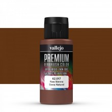 Vallejo : Premium Airbrush Paint : 60ml : Raw Sienna